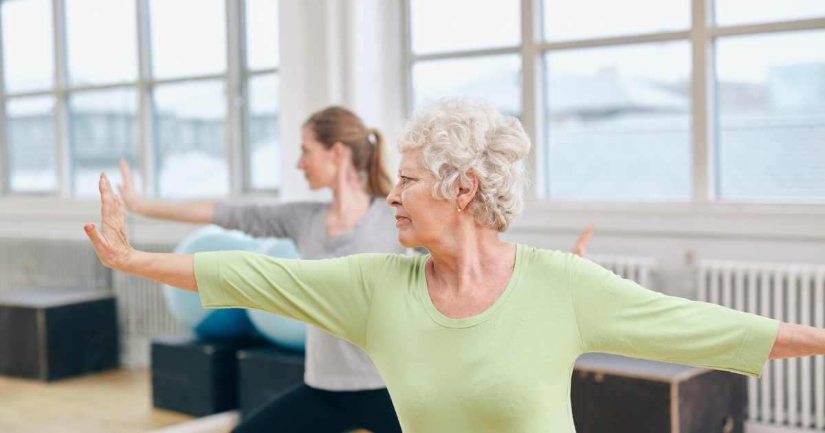 Why Personal Trainers Are Trending at Retirement Communities