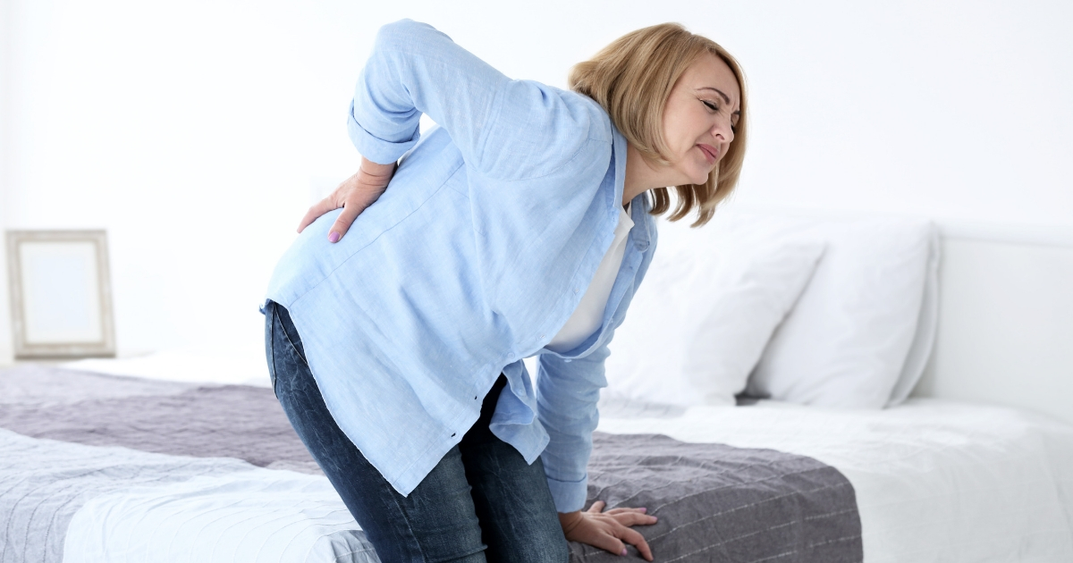 How Caregivers Can Prevent Back Pain