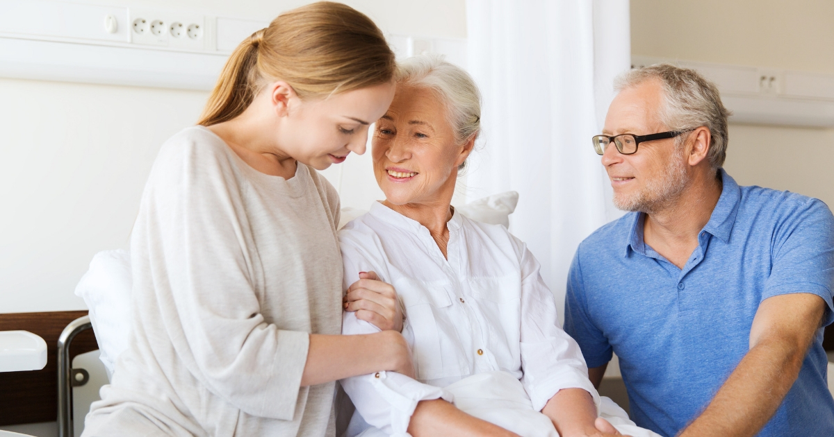 Why Senior Care Needs to Be a Team Effort