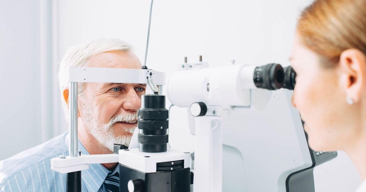 Preventing and Treating Vision Loss in the Elderly