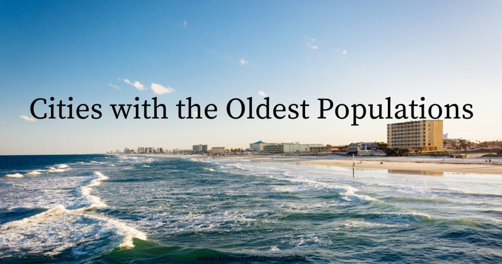 Cities with the Oldest Populations