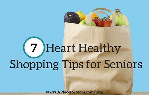 heart healthy diet for elderly people