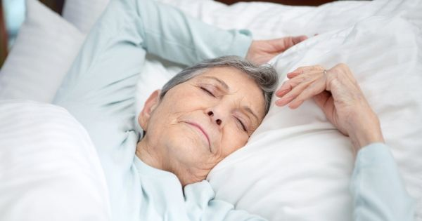 The Link Between Heart Health and Sleep in Seniors