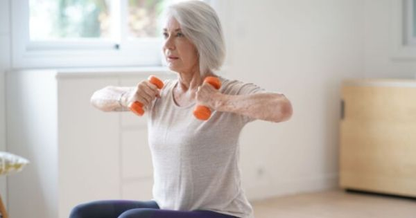 5 Ways to Avoid Age-Related Muscle Loss