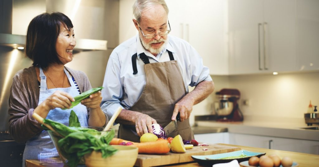 Why Seniors Have Different Nutritional Needs