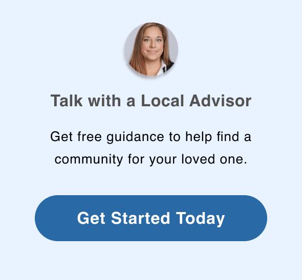 Talk with a Local Advisor
